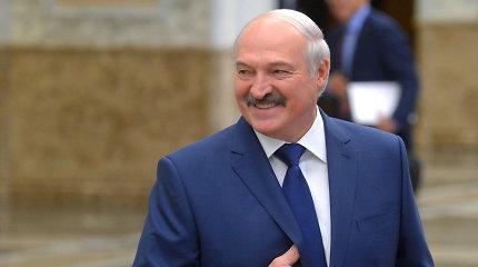 """Baltarusijos prezidentas vyks į """"Vienos juostos"""" forumą Kinijoje"""