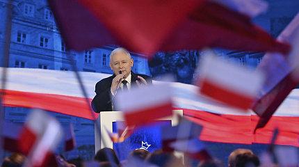 Lietuvoje balsavę lenkai parlamento rinkimuose palaikė pralaimėjusią opoziciją
