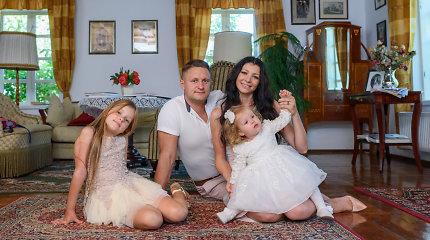 """A.Rimiškis po 7 metų pertraukos pristato naują dainą: """"Mano didžiausia vertintoja – dukra Lėja"""""""