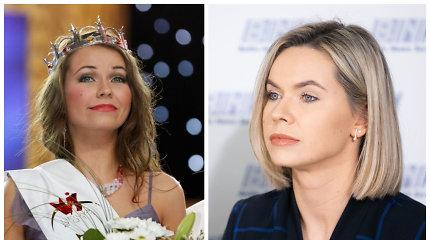 "S.Skvernelio komandoje – ir Mis Lietuva Ieva Gervinskaitė: ""Tikėjausi, kad manęs neatpažins"""