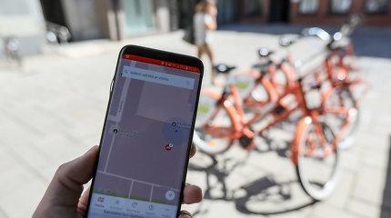 """Atsinaujino """"CityBee"""" dviračių dalijimosi paslauga Kaune – kas pasikeitė?"""