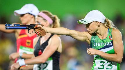 Olimpinės čempionės signalinis šūvis: grasina baigti karjerą, jei sumažės renta