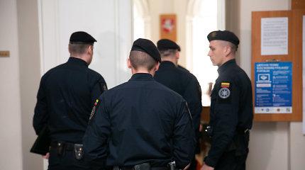Konservatorius siūlo dalies teismų apsaugą pavesti Viešojo saugumo tarnybai
