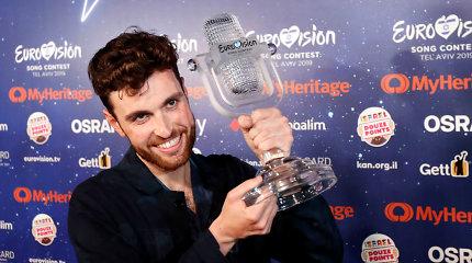 """10 faktų apie """"Euroviziją"""" laimėjusį Nyderlandų atstovą Duncaną Laurence'ą"""