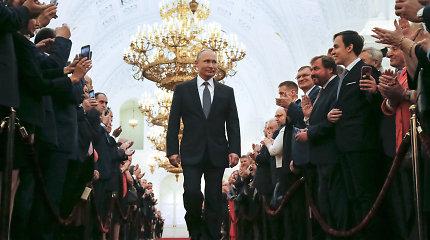 O.Sencovas apie Rusiją: kiek vilkas belįstų į avies kailį, dantys vis tiek vietoje