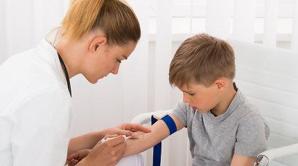 Vaikų sveikatos patikra: kraujo tyrimai atskleidė bauginančią situaciją