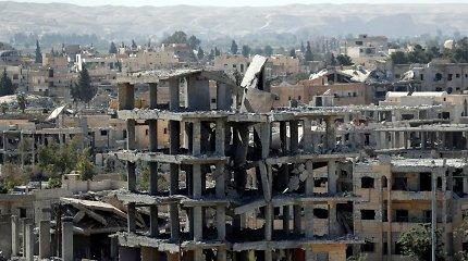 Suskaičiavo patys: per JAV vadovaujamos koalicijos aviacijos operacijas prieš IS žuvo per 1 300 civilių