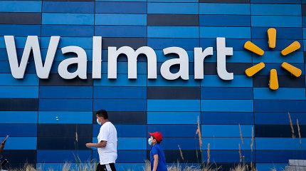 """""""Walmart"""" pranešė esanti pasirengusi pasiūlyti su """"Amazon Prime"""" konkuruojančią paslaugą"""