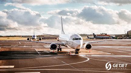 """Ką reikia žinoti poilsiautojams, kurių laukė """"Small Planet Airlines"""" skrydis"""