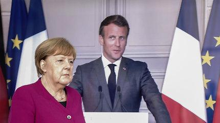 E.Macrono ir A.Merkel planas gelbėti Europą pasiekė Briuselį: ar ambicijas prislopins kompromisų paieška?