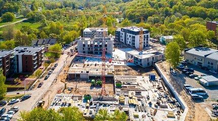 """""""Merko"""" pirmo ketvirčio pajamos Lietuvoje augo 17 proc."""