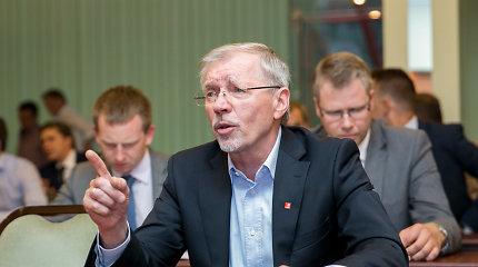 G.Kirkilas: būtina pasinaudoti Lietuvos ir Lenkijos santykių renesansu