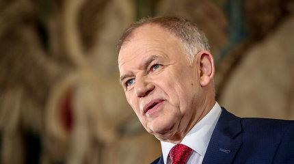 V.Andriukaitis: rinkimus pralaimėjęs S.Skvernelis padarė daug klaidų