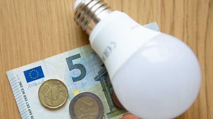 Apklausa: padidėjusios sąskaitos kito elektros tiekėjo dairytis paskatintų du iš trijų Lietuvos gyventojų