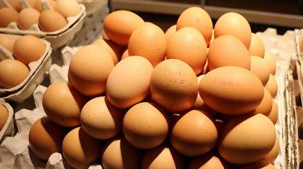Kauno turgaviečių patikra: prieš Velykas prekiauta ir pasenusiais kiaušiniais