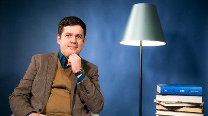 Rašytojas Marijus Gailius: apie naują romaną, pervertintą literatūrą ir įsimintinas knygas