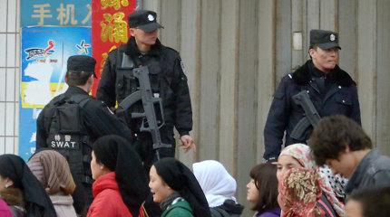 Kinijai skaldant Europą, Lietuva – tarp grupės šalių, pasmerkusių Pekiną