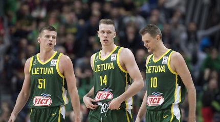 Svarbūs pokyčiai olimpiniame Tokijo krepšinio turnyre – FIBA pakeitė formatą