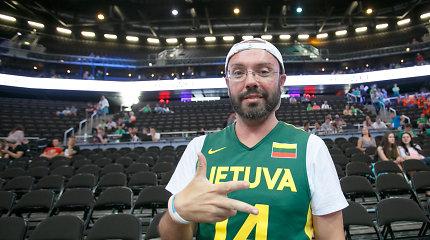 Lietuvos krepšinio rinktinės aistruolis Paco iš Andoros mūsų šalį vadina antraisiais namais
