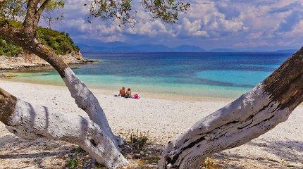 Kanadą į Kefaloniją išmainiusi Elena: kitos Graikijos salos yra nuobodžios