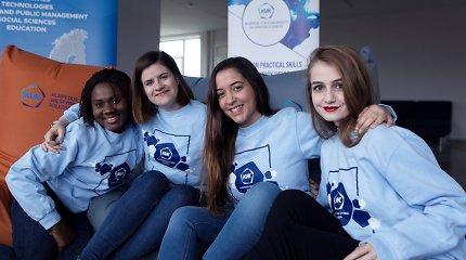 Klaipėdos valstybinė kolegija lyderiauja pagal tarptautiškumą