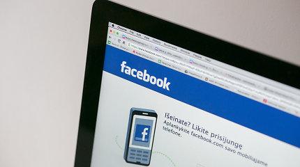 Socialiniai tinklai – akloji zona susekti politinės reklamos pinigus