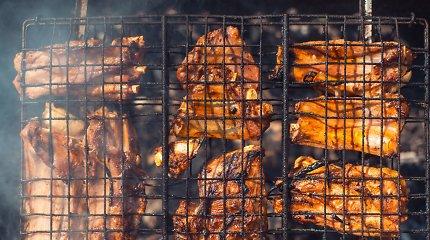 Virtuvę perkeliame į lauką: 15 savaitgalio patiekalų grilio gerbėjams