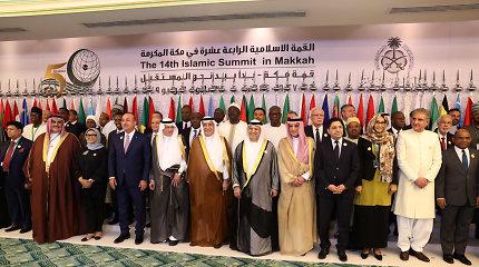 Arabų ir musulmonų lyderiai renkasi Mekoje aptarti Irano problemos