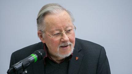 V.Landsbergis išleistas iš ligoninės
