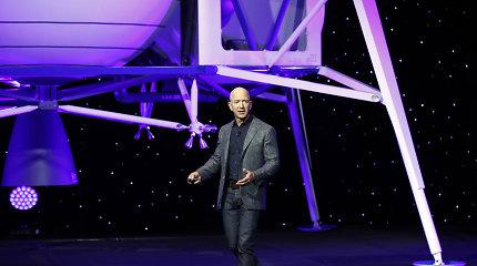 Turtingiausias planetos žmogus papasakojo, kaip žmonija užkariaus kosmosą