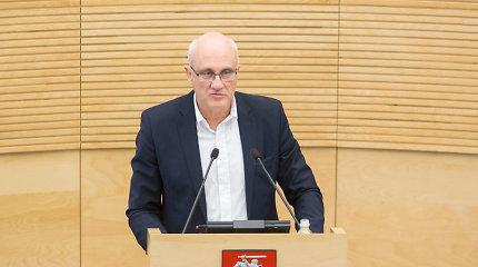 Krizės priežasčių tyrime netikėtas posūkis – S.Jakeliūnas neatvyko apklausti V.Doveikos