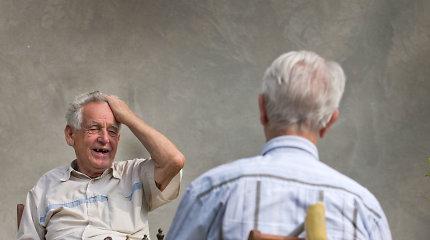 Vokietijoje du vyrai iš senelių namų pabėgo į miestą, kad pasilinksmintų
