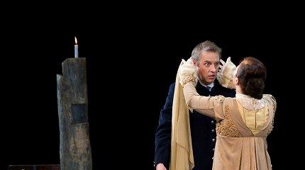 Aktorius Arūnas Sakalauskas įvardijo vieną geriausių Rimo Tumino spektaklių