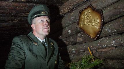 Mums rūpi: Padauguvos girininkas atstatė partizanų bunkerį, kad leistų vaikams prisiliesti prie istorijos