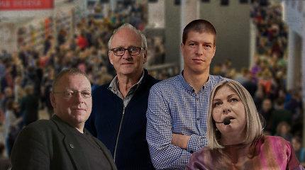 Vilniaus knygų mugė: kokie užsienio autoriai atvyks į Lietuvą ir ką skaitytojams žada leidėjai