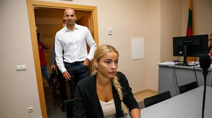 """Teisme dėl buvusios žmonos privatumo pažeidimo pasirodęs R.Alijevas: """"Ji taip kviečia į pasimatymą"""""""