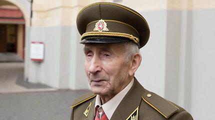 Laisvės premija skirta septyniems buvusiems partizanams
