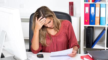 Krizė atsirito staiga: per tris savaites nedarbingais tapo beveik 260 tūkst. darbuotojų
