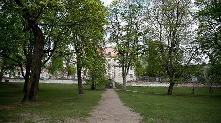 Sapiegų parko projektas sustabdytas: miestui jis jau kainavo šimtus tūkstančių eurų
