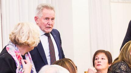 A.Sysas apie G.Kildišienę: Seimo nariai turėjo pasimokyti iš B.Vėsaitės