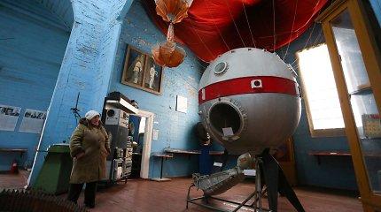 Ukrainoje – kosmoso bažnyčia