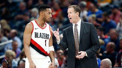 Anksti karjerą baigęs antrasis NBA šaukimas tapo trenerio asistentu Bostone