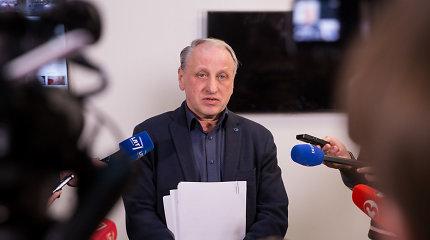 Ž.Pečiulis įvertino LRT Seimo komisiją: manoma, kad be politikų įsikišimo niekas nesusitvarkys