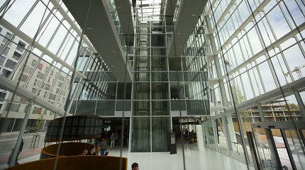 """Buvęs """"Žalgirio"""" stadionas keičiasi: atidarytas pirmasis verslo centras, planuoja dar daugiau"""