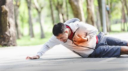 Norite išvengti insulto ar miokardito? Štai kaip turite pertvarkyti savo gyvenimo įpročius