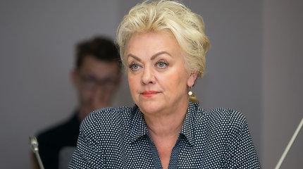 V.Bakas svarsto domėtis ne tik I.Rozovos veikla, bet ir būsimais ministrais