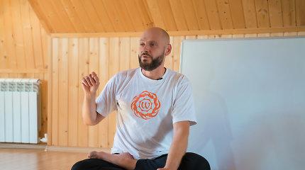 """Jogos instruktorius A.Bružas-Vilkas: """"Kasdieniai įpročiai ramina psichiką ir keičia sąmonę"""""""