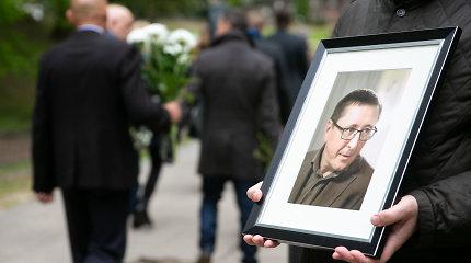 Paaiškėjo Vytauto Šerėno mirties aplinkybės: vyrą be gyvybės ženklų rado žmona