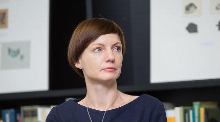 LRT vadovė M.Garbačiauskaitė-Budrienė dirbs Europos transliuotojų sąjungos valdyboje