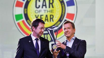 """Apklausa: kuris modelis Ženevoje taps """"Europos metų automobiliu 2019""""?"""